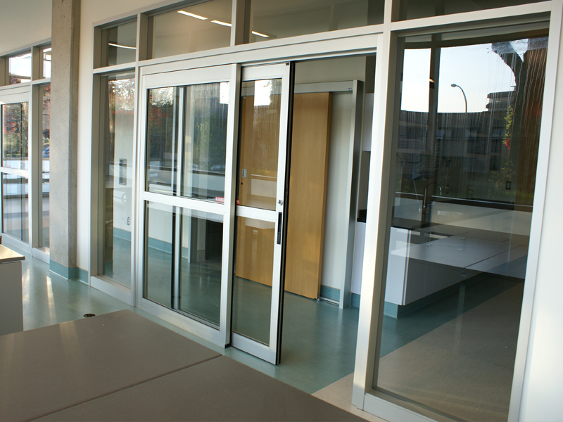 Automatic Doors and Sliding Gates